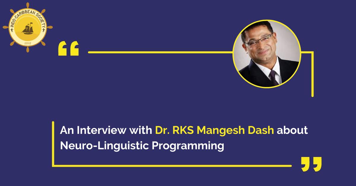 NLP interview with Dr. RKS Mangesh Dash about NLP
