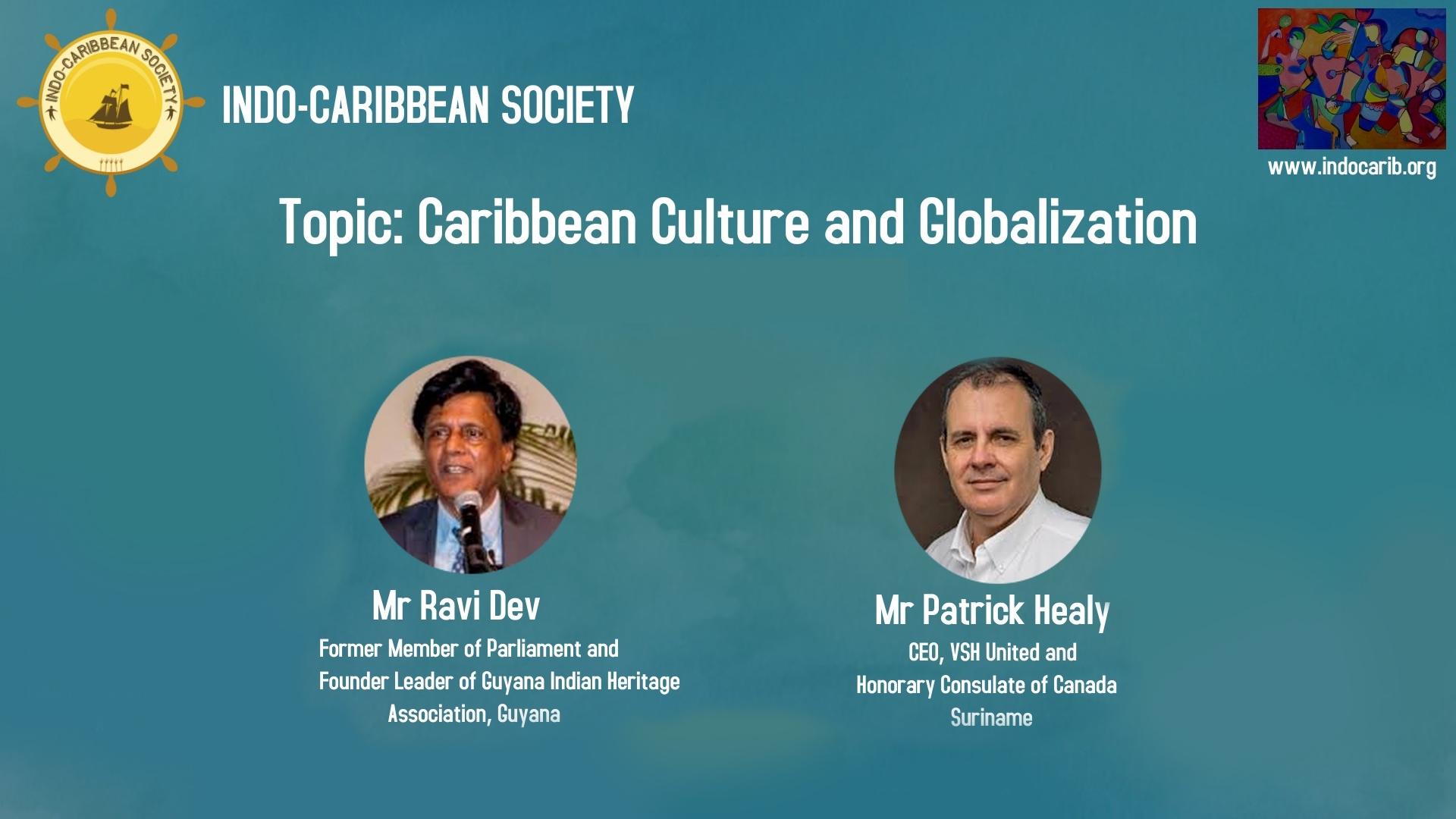 Caribbean Culture and Globalization